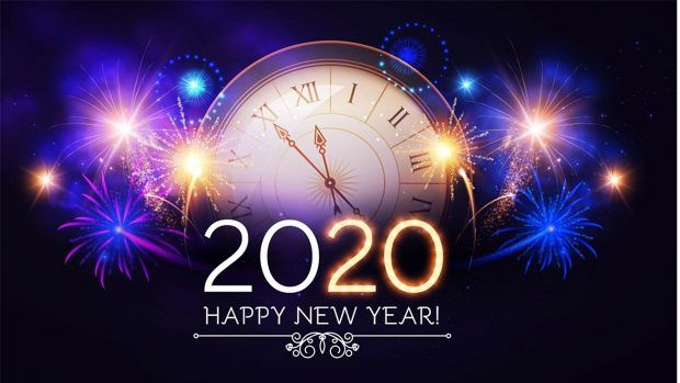 Happy New Year 2020 Quotes Wishes Messages Shayari Sms Happy New Year Images Happy New Year Wallpaper Happy New Year Wishes