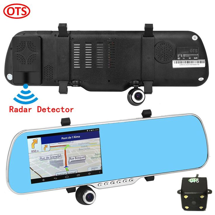 4b454aa331cb23e1ff6b7a772eb5f0a3 radar detector rear view 79 best rear view mirror with gps navigation images on pinterest  at panicattacktreatment.co