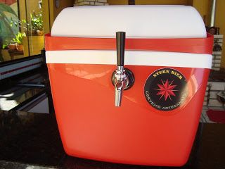 Oficina Beer Chopeira a gelo - juckey box - cerveja artesanal - Oficina Beer