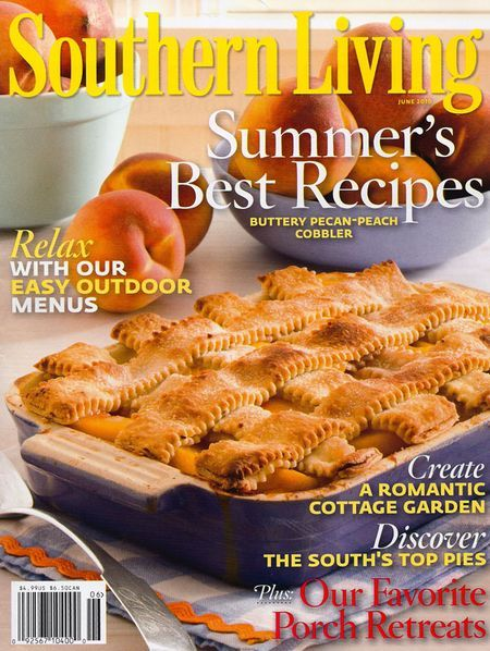 southern living july 4th menu