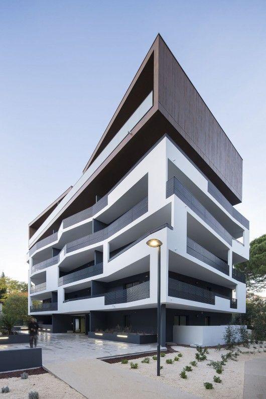 32 Housing Complex / MDR Architectes, France