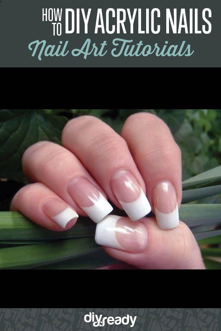 Diy acrylic nails skip the salon and doityourself diy