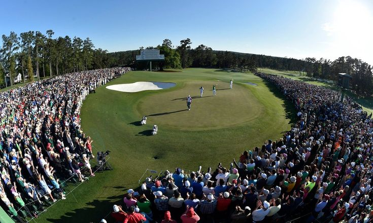 This was the moment Britain's Danny Willett putted his way to the Masters golf title in Augusta against everyone's expectations, including his own – he described his win as 'mind-boggling'