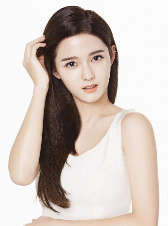 Nam Bo Ra becomes first Asian model for makeup brand 'BOURJOIS'