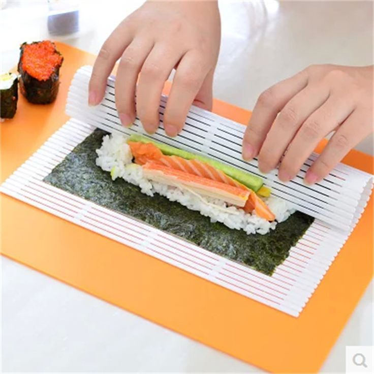 Find More Bamboo Rolling Mats Information about For Kitchen Cooking Tools Sushezi Nori For Sushi Japanese Food Nori Sushi Maker Rolling Matsrodillo Tool,High Quality for sushi,China roll maker Suppliers, Cheap sushi maker from Freeco Store on Aliexpress.com
