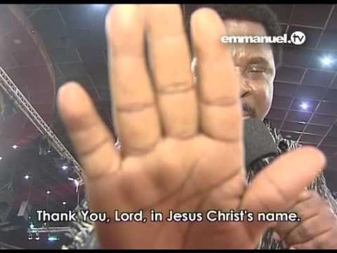 Pray Along with T.B. Joshua