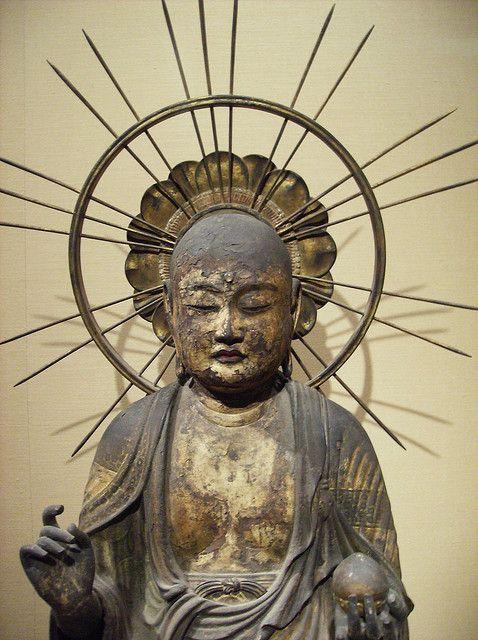 **Jizō Bosatsu (Kṣitigarbha) (地蔵菩薩) Japan, Kamakura period (1185-1333), second half of the 13th century