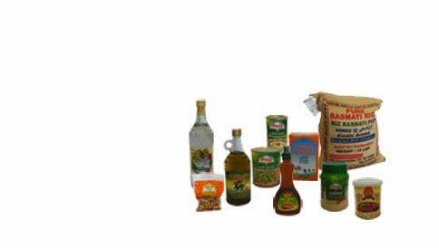 Distribuidora Oriental Productos: abarrotes, condimentos, delicatessen, artesanía árabe