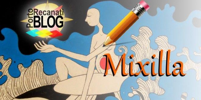 Mixilla: Il piacere di avere una matita in mano