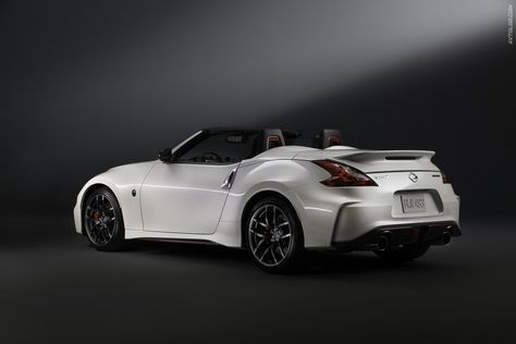 2015 Nissan 370Z Nismo Roadster Concept