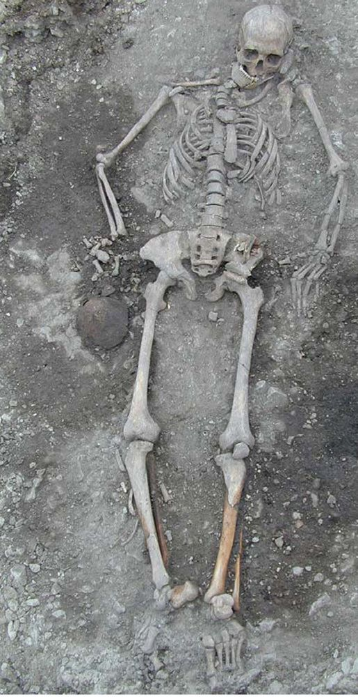 A mysterious event 4,500 years ago radically reshaped the genetic landscape of Europe, new research finds