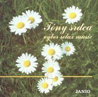 CD Tóny srdca - JANIG - výber relax music