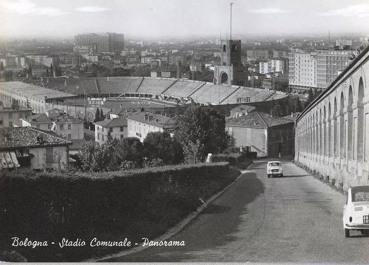BOLOGNA  OLD STADIO COMUNALE