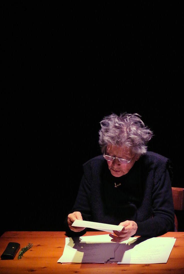 14 Novembre 2015 h.21.00 Prima assoluta MEDUSA SUITE di Sheila Concari Lettura teatrale con Emmanuelle Riva