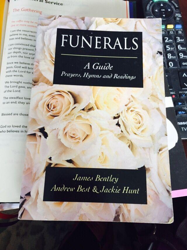 Funeral training