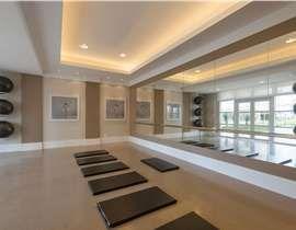 Sala de Ginstica e Pilates