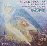 Olivier Messiaen: Visions de l'Amen [CD]