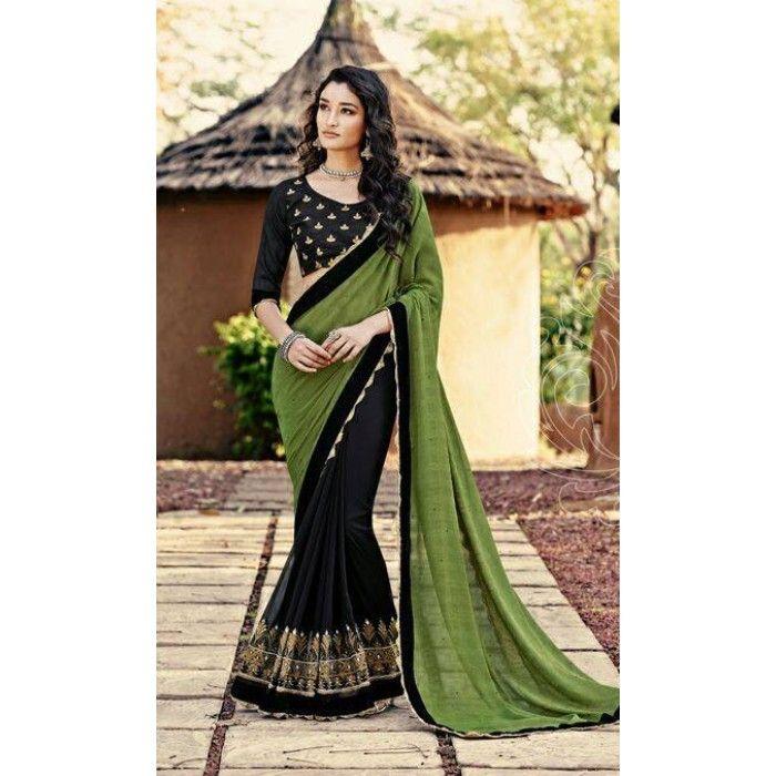 Rich Elite Designer Saree - 01