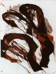 Lithography by Norwegian artist Inger Sitter.