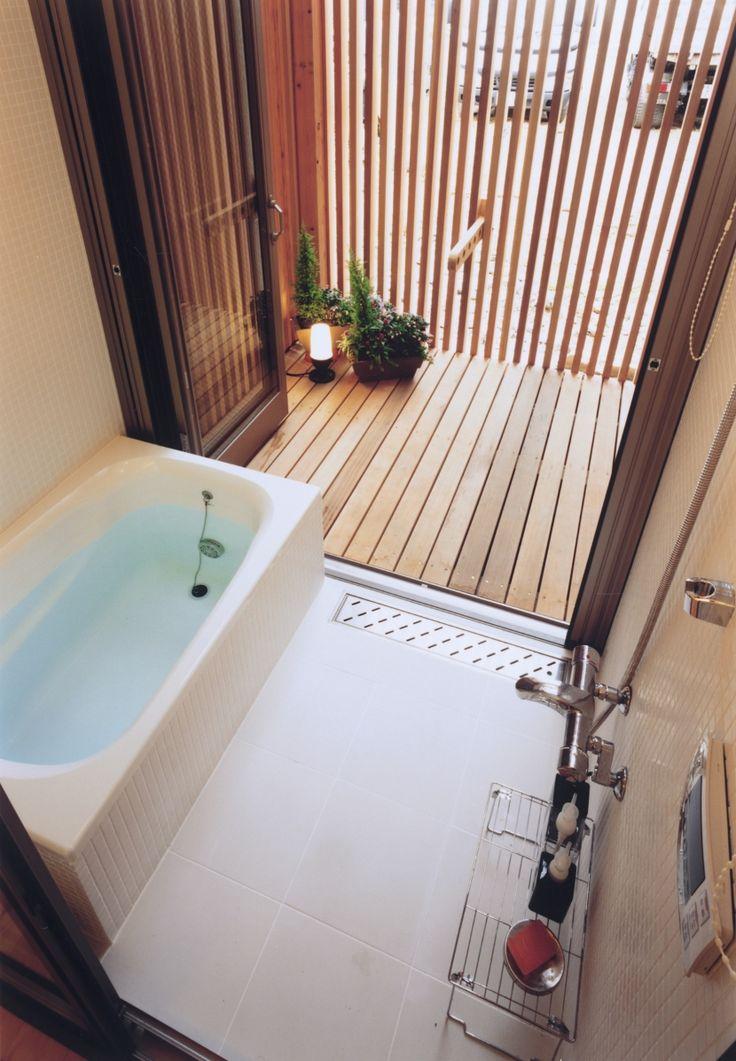 トイレ/バス事例:浴室(新小岩の家)