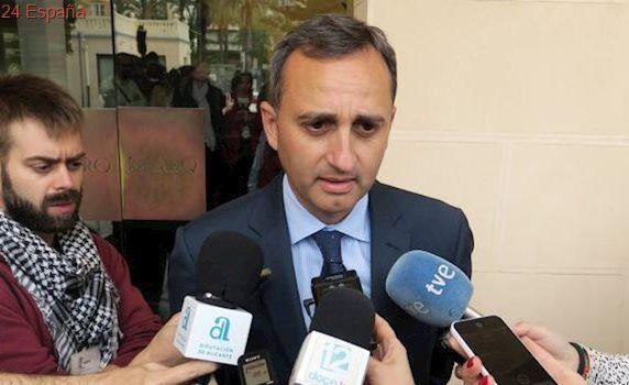 La fiscalía pide imputar a César Sánchez por malversación y coacciones