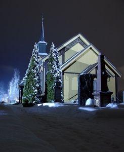 Ideas for Christmas Eve Family Church Service