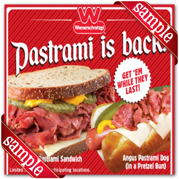 It is a picture of Magic Printable Wienerschnitzel Coupons