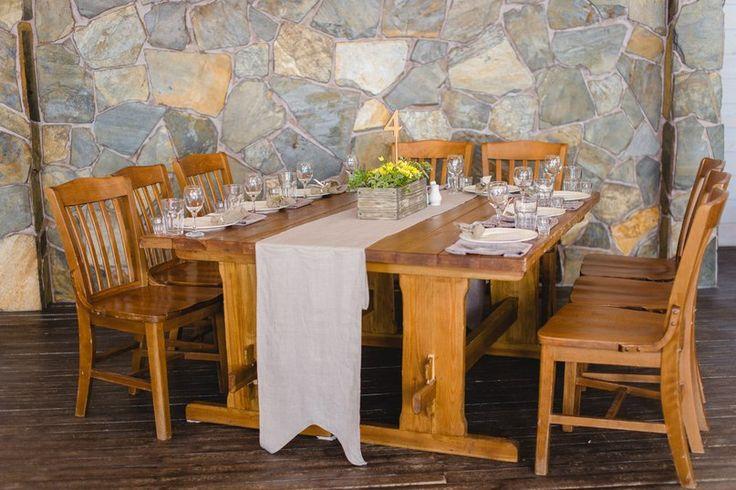 Оформление свадеб. Стол гостей. Композиция на стол.