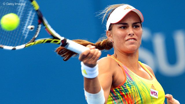 WTA DIARY: relevant news...Monica Puig, a lucky loser after Alizé Cornet's late withdrawl, beat 2010 FO champ Francesca Schiavone to reach her 1st-ever WTA QF. PLUS There's Only One Li Na..Or Is There? 'The funny thing is they can say Li Na was in TIME Magazine, but some people will ask, 'Which Li Na?' Even in the Olympics there were other athletes w/ the same name as me, one in cycling, one in diving - so whenever they put 'Li Na' in their coverage, they also wrote which sport!'