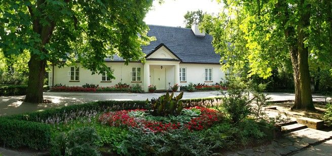 Birth Place of Chopin