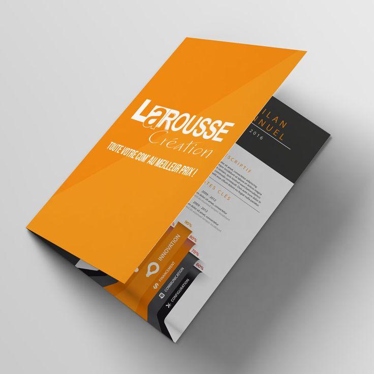 d pliant a5 pas cher d pliant pub volets larousse cr ation brochures communication. Black Bedroom Furniture Sets. Home Design Ideas