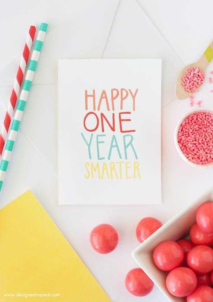 1000+ ιδέες για Free Printable Birthday Cards στο Pinterest - birthday greetings download free