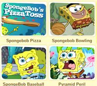 The Best Game Collections: SpongeBob SquarePants Games