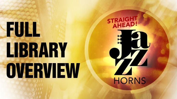 Straight Ahead Jazz Horns - Library Walkthrough