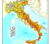 Il blog di Antonio Bianco: Ecco la mappa sismica del Fortore