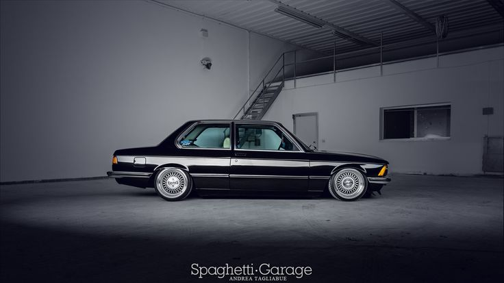 SpaghettiGarage_BMW_e21_side