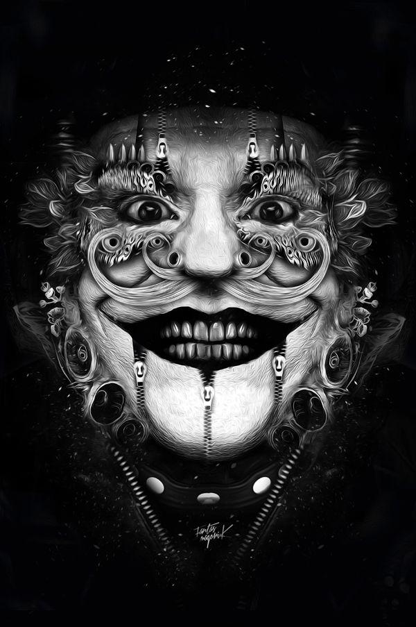 FANTASMAGORIK® MAGIKJACK by obery nicolas, via Behance