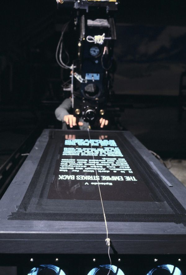 Behind the Scenes - The Empire Strikes Back