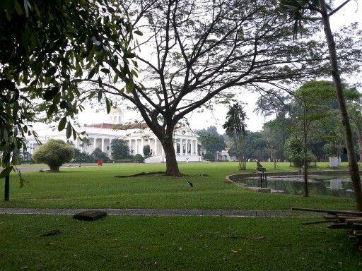 Bogor national park n palace, Indonesia