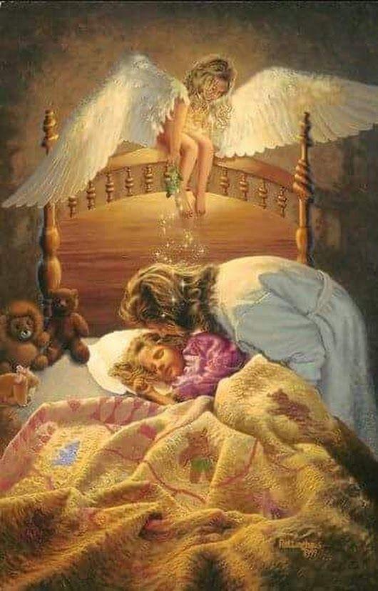 сервизы, чайные картинка с ангелом хранителем охраняющим сон дельфинариях можно увидеть