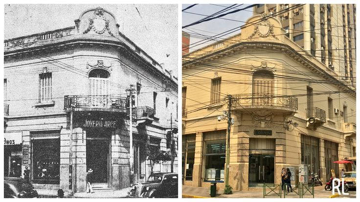 Palma y Juan EO'Leary de Asunción-Paraguay