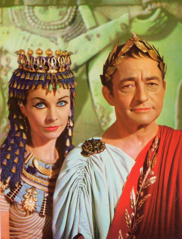 13 best Vivien Leigh as Cleopatra images on Pinterest ...