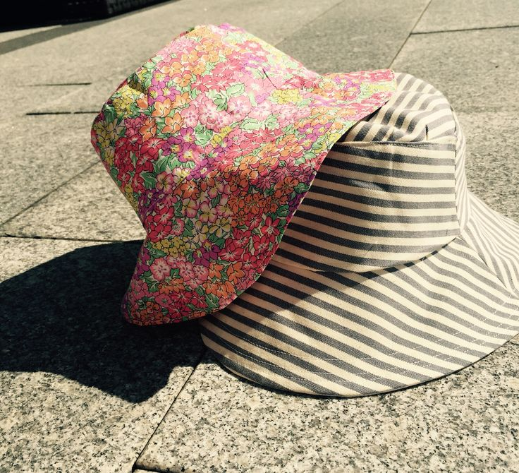 Bucket hat- pattern from Oliver+s