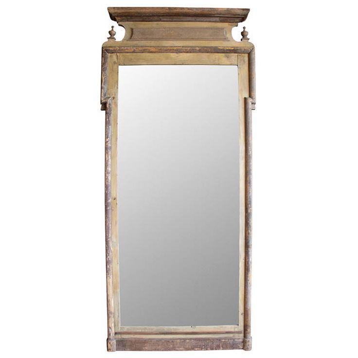 Unique large floor mirrors