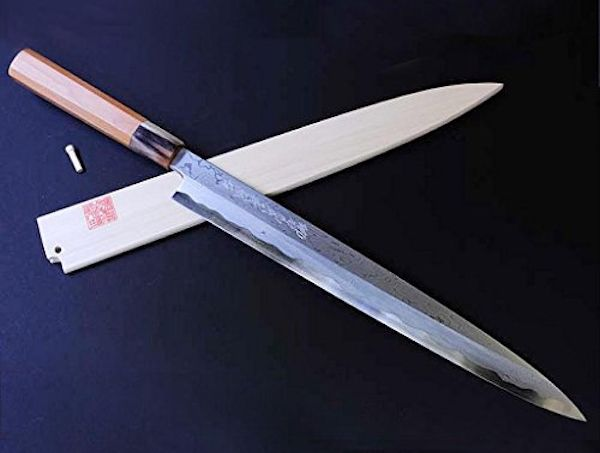 a close look at the yoshihiro range of japanese kitchen knives - Japanese Chef Knife