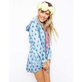 Gmarket - [ASOS Collection] ASOS Rain Drop Pac A Parka  Awesome rain coat!!!! now please put on pants....
