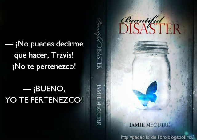 Pedacito de libro: Beautiful Disaster # 37