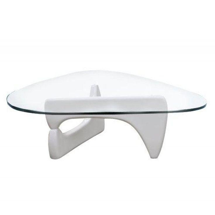 Primera - 279 euros - Table basse Noguchi BLANCHE