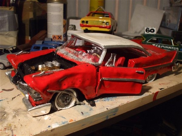 1958 Plymouth Fury Scale Auto Gallery Scale Auto