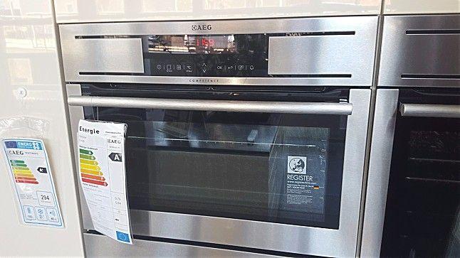 Backofen KE8404001M Kompacktbackofen: AEG-Küchengerät von ELITE Küchen in Asperg